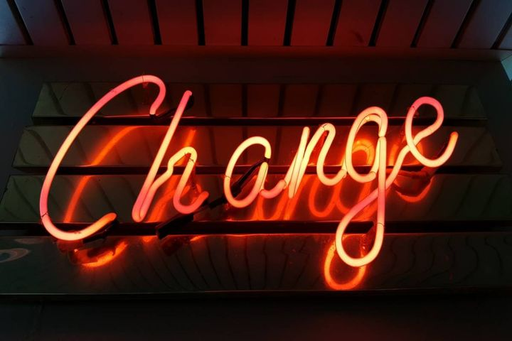 Changes usually happen for a reason, even if we don't like or agree with that reason. - Photo: Unsplash/Ross Findon