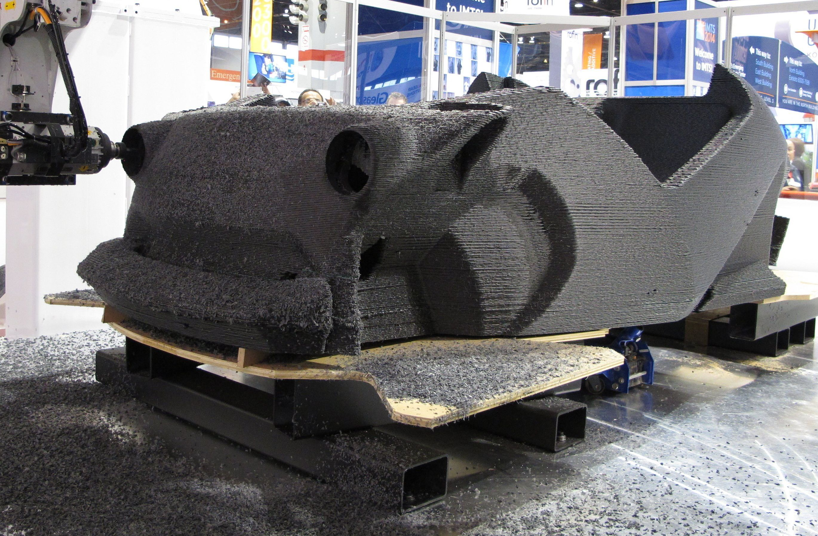 3D-Printed Cars Are Coming