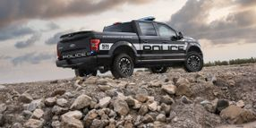 Upgrading the F-150 for Off-Road Patrol
