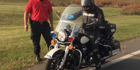 2018 Police Motorcycles Tested in Michigan