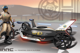 Looking Ahead: Police Car Concepts for 2025