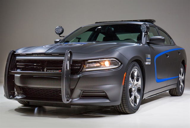 Photo of 2018-MY Dodge Charger courtesy of FCA.