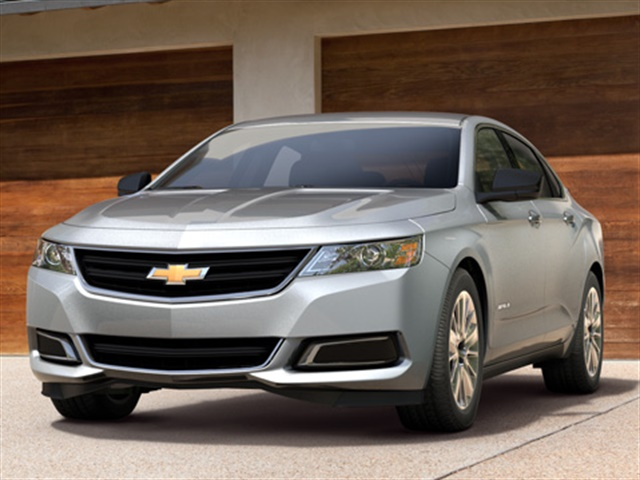 Photo Of 2017 Chevrolet Impala Courtesy Gm