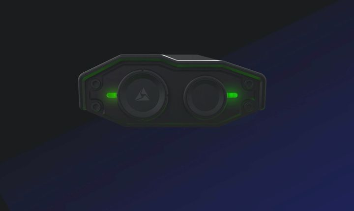 Axon is offering a preview of the next-gen camera system at IACP this week. - Image courtesy of Axon