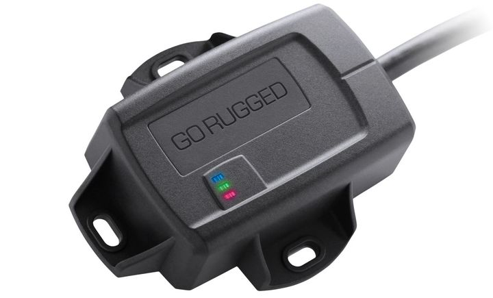 The Go Rugged is now offered with LTE capability. - Photo courtesy of Geotab