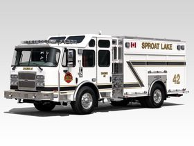 E-One Recalls 1,600 Fire Trucks