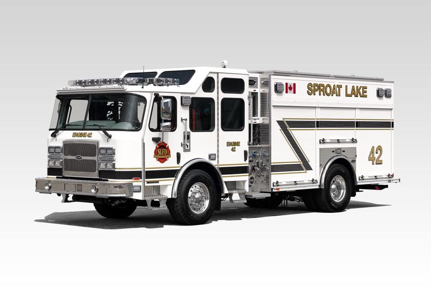 E-One Recalls 1,600 Fire Trucks