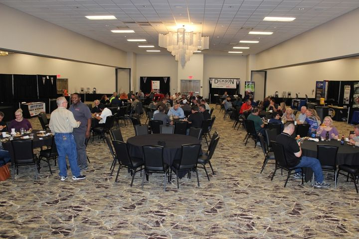 More than 350 fleet professionals registered for the two-day event hosted by the Oklahoma Public Fleet Management Association (OPFMA).  -