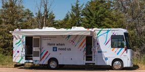 UCLA Health Center Adds Zero-Emission Mobile Lab