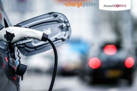 AssetWorks Partners with ChargePoint for EV Charging