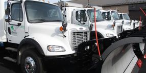Dublin Expands CNG Snowplow Fleet