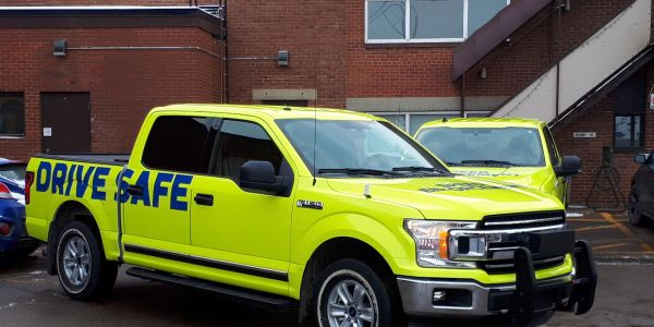 The new speed enforcement vehicles are part of the city's efforts to be more transparent and...