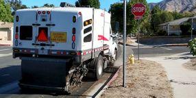 Elgin Develops Plug-In Hybrid Street Sweeper