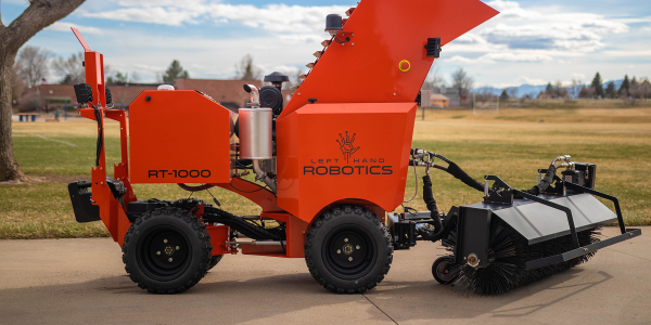 The RT-1000is a self-driving, commercial outdoor robot that can be used as a commercial field...