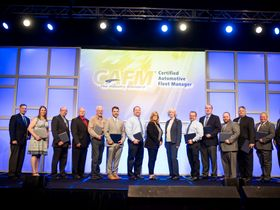 Public Fleet Professionals Make Up 57% of NAFA's CAFM Graduates