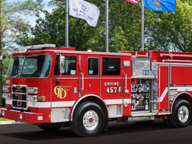 W.V. City Adds 2 Pumper Trucks