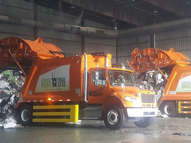 Mass. City to Buy Plug-In Hybrid Refuse Trucks with VW Funding
