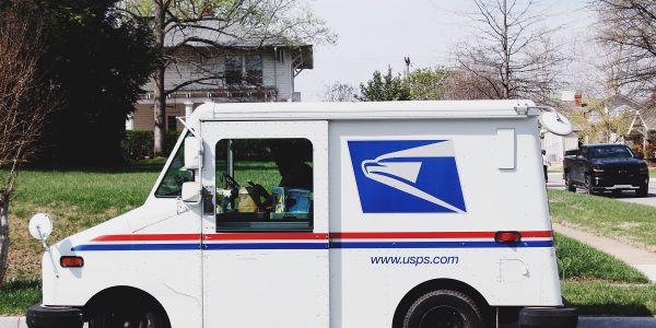 The Postal Service's Grumman LLV (long-life vehicle) has been in use since 1987.