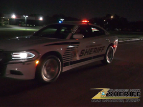 Fla. Sheriff Tests Cruise Lights on Patrol Cars