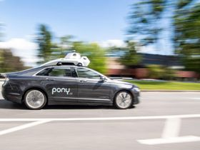 Calif. City Launches Autonomous Vehicle Commuter Pilot Program