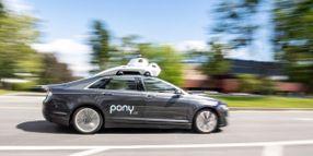 Calif. City Launches Autonomous Vehicle Commuter Pilot Program