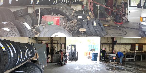 Vector has already begun facility improvements. Top photo was taken before the contract term,...