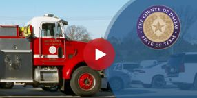 Dallas County Saves $280K With Telematics