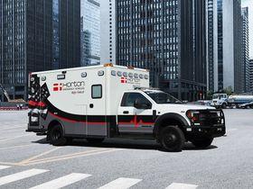 REV Enhances Infection-Control Ambulances