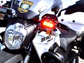 Ohio Parks System Gets Donated Electric Police Motorcycles