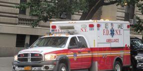 NYC Ambulance Fleet Work Rises 137%