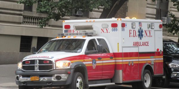 NYC Ambulance Fleet Work Rises 137%