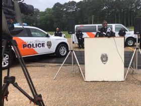 New Police Vehicles Allow Miss. PD Officers to Ride Alone