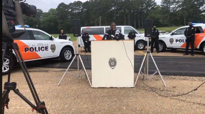 - Photo: Facebook/Jackson Police Department