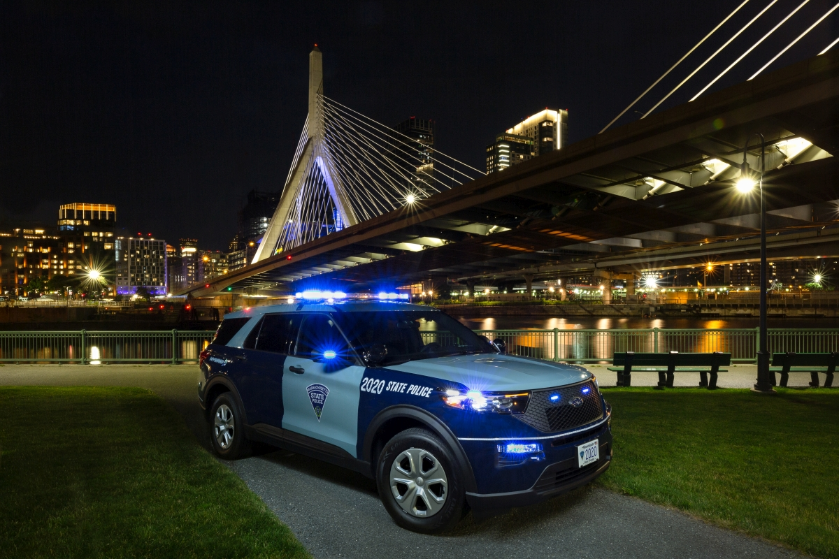 Mass. State Police on Transitioning to Hybrid Patrol Vehicles