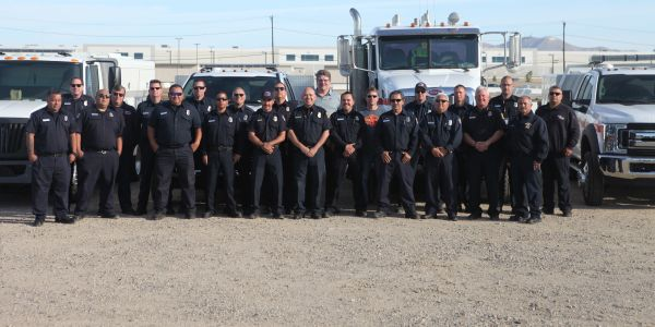 The Riverside County Fire Department Fleet Bureau is responsible for more than 600 vehicles,...