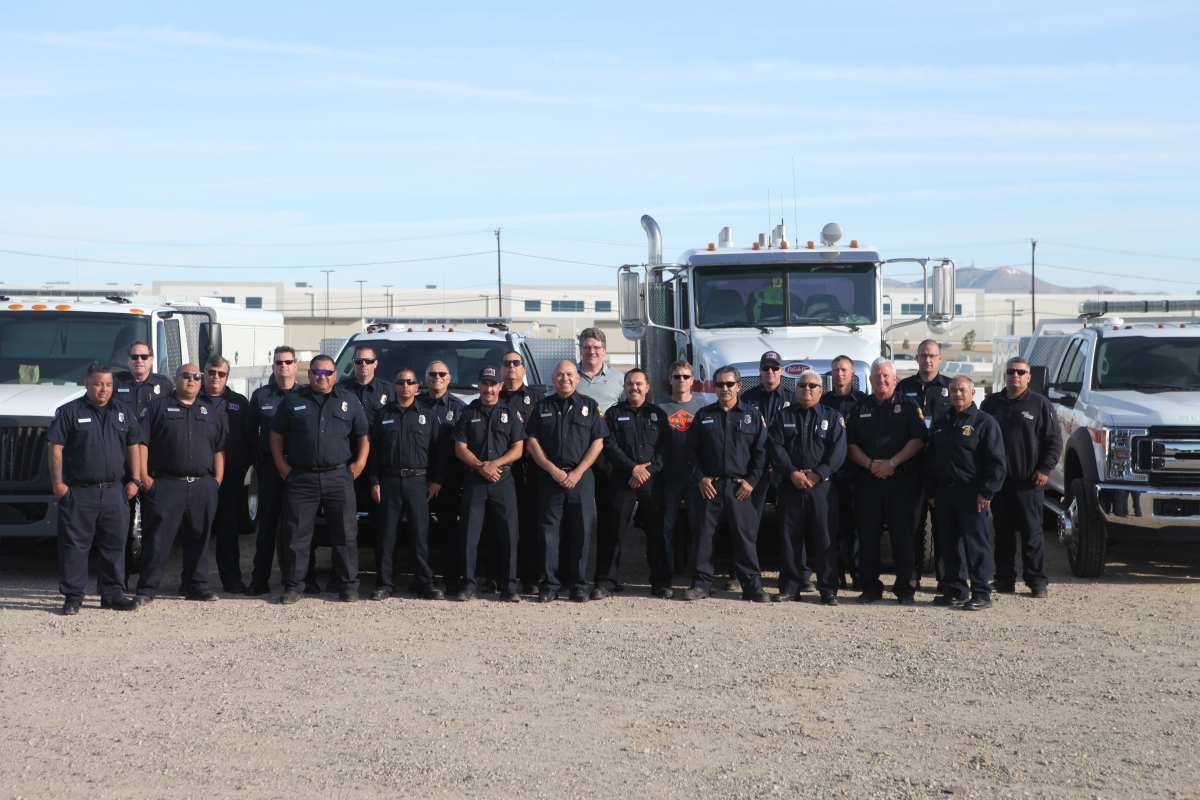 Calif. County's FD Keeps Fleet Staff Safe During Pandemic