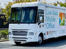 County Deploys Mobile Health Office for COVID-19 Response