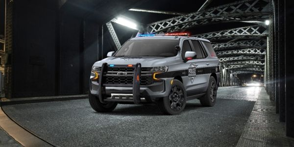 The exterior design of the Tahoe PPV is based on the new Tahoe Z71 trim, which features a rugged...