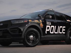 Tulsa PD Gets New Vehicle Design