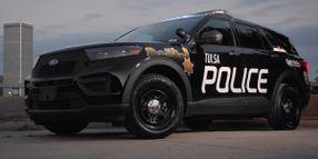 Tulsa PD Gets New Vehicle Design