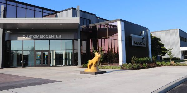 Mack Defense has relocated its headquarters to the Mack Customer Center (MCC) located in...