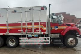N.Y. Depts. Complete Truck Side-Guard Safety Installs