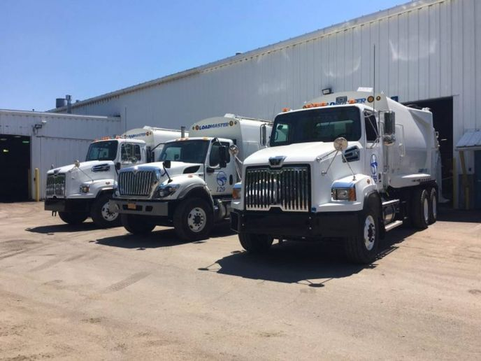 The fleet maintenance plan currently in place will prioritize ongoing evaluation of truck conditions and repairs to maximize each truck's term life. - Photo: The City of Syracuse Department of Public Works