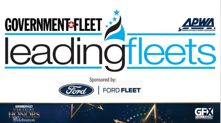 The Leading Fleets were recognized at the Virtual Honors Celebration. -