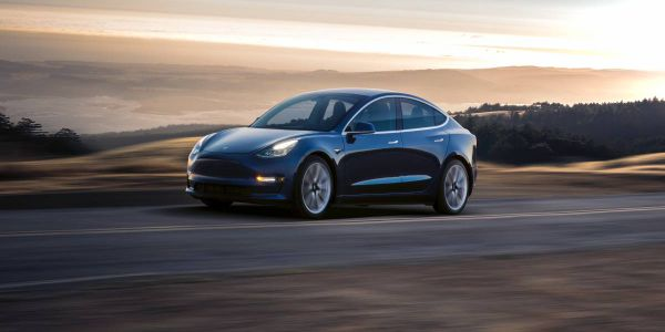 Ind. Municipality Police Department's Tesla Model 3 Sedans Bring ROI