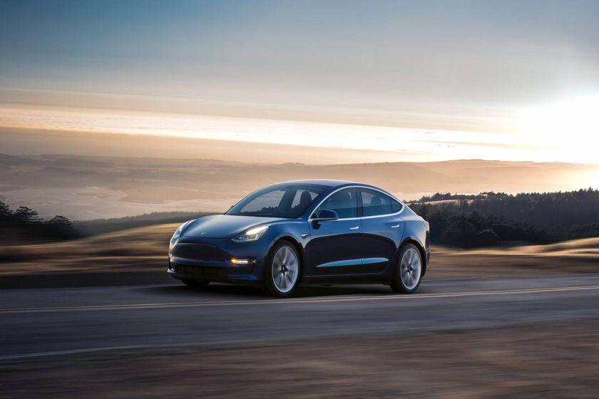 Ind. Municipality Police Department's Tesla Model 3 Sedans Bring ROI