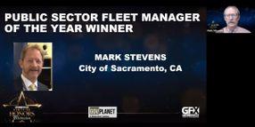 Stevens Named Fleet Manager of the Year