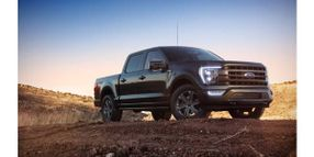 2021 Ford F-150 Police Truck Offers Hybrid Option