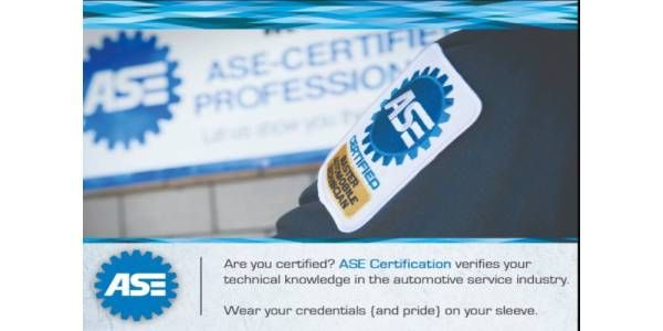 ASE Test Centers, Summer Registration Now Open