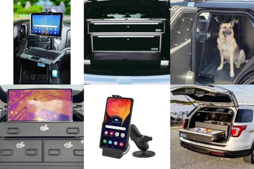 Police Vehicle Accessories 2020